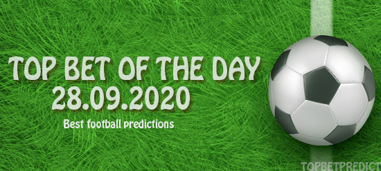 Best Betting Predictions 28.09.2020