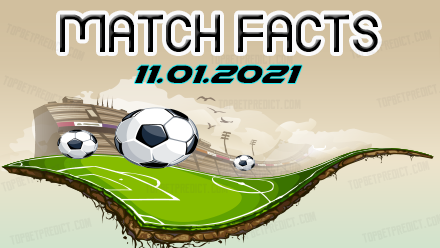 Match Facts and Predictions 11 01 2021