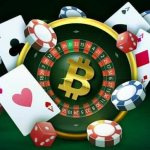 bitcoin`s gamling industry