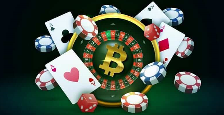 bitcoin`s gamling industry